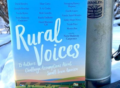 RURAL VOICES, You tube and Patreon!