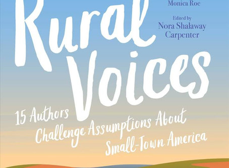 Rural Voices: 15 authors challenge assumptions about small town America