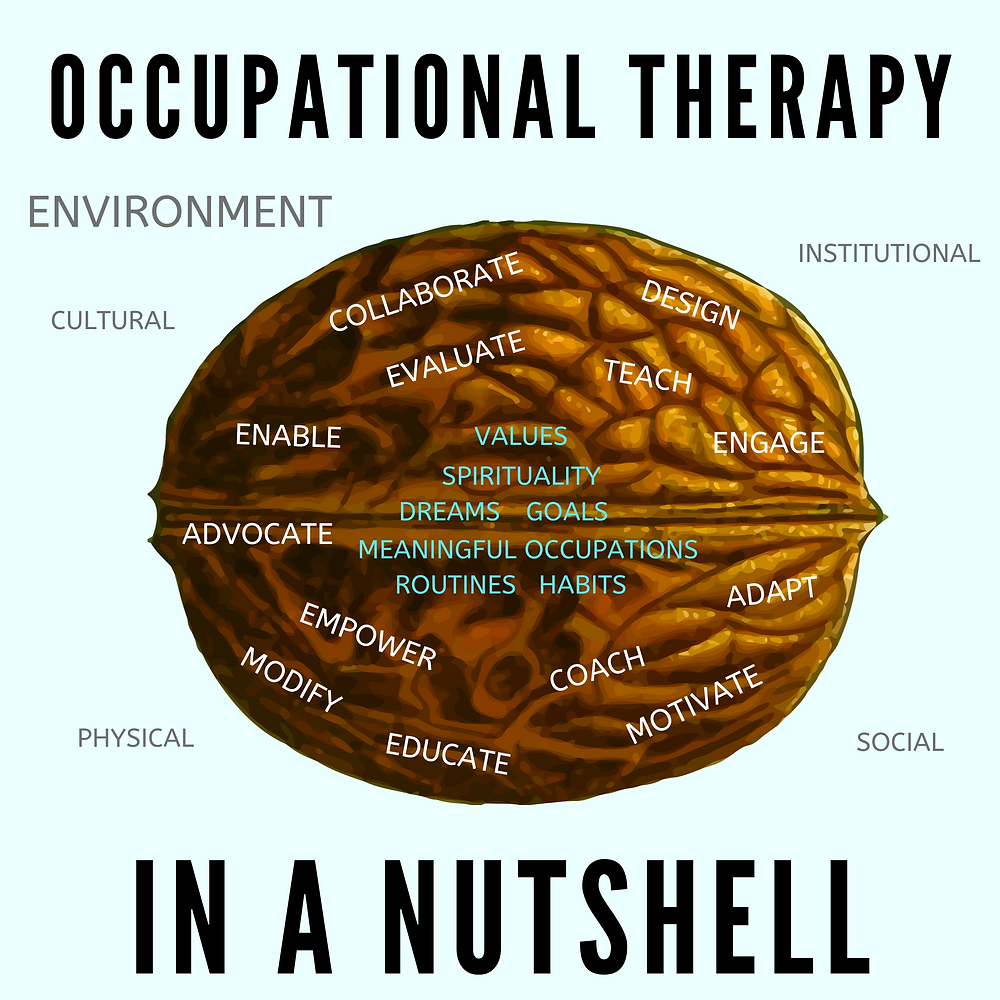 What is Occupational Therapy and what does an Occupational Therapist do?