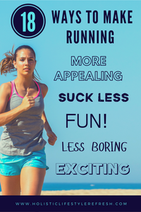 how to make yourself like running | how to like jogging | how to make running more fun | make running exciting | improve motivation to run
