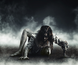 use the zombie run app to motivate you to run