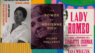 Reading Out Women's History Month