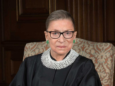 The Notorious RBG: Feminist Icon and LGBT Ally