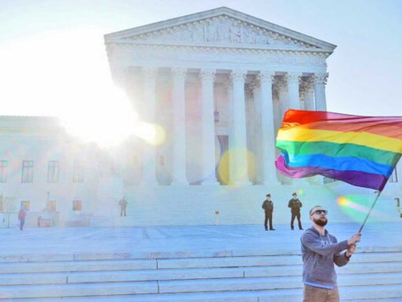 Obamacare, voting rights, LGBTQ rights mark Supreme Court's final month