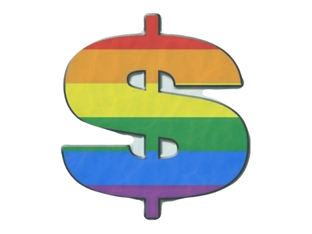 New report finds that corporations are rainbow-washing Pride