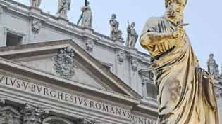 International News: Vatican Expresses Deep Reservations Over Gay Rights Bill