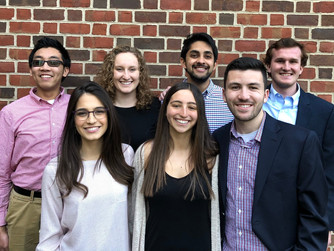 New Executive Board Announced
