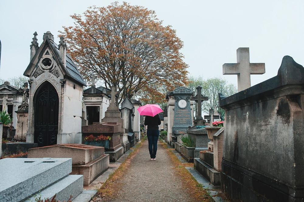 Cimetière du Père Lachaise, Paris. Eric Doolin Photography