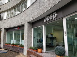 Jeep / Dodge Cll 80 - Bogotá