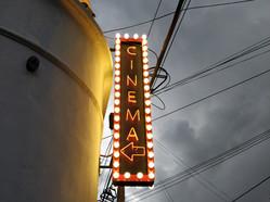 Aviso Cinema Paraiso
