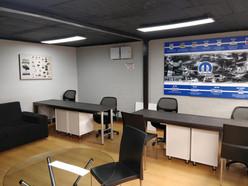Mobiliario Oficinas Demcautos. Bogotá