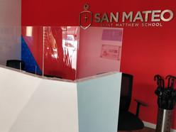 Recepcion Colegio San Mateo