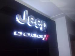 Jeep Dodge Recepción