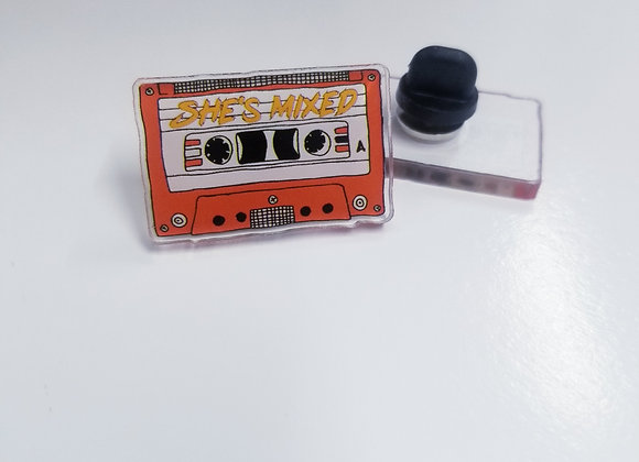 Mixtape Pin