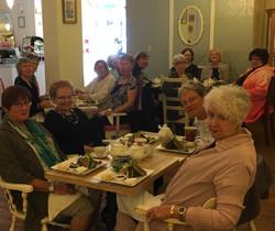 TEA AT VENUS SOPHIA SEPT 2018
