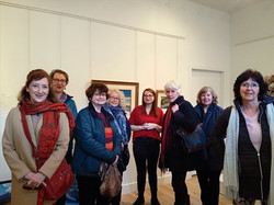 ART IN THE CITY GALLERY TOUR