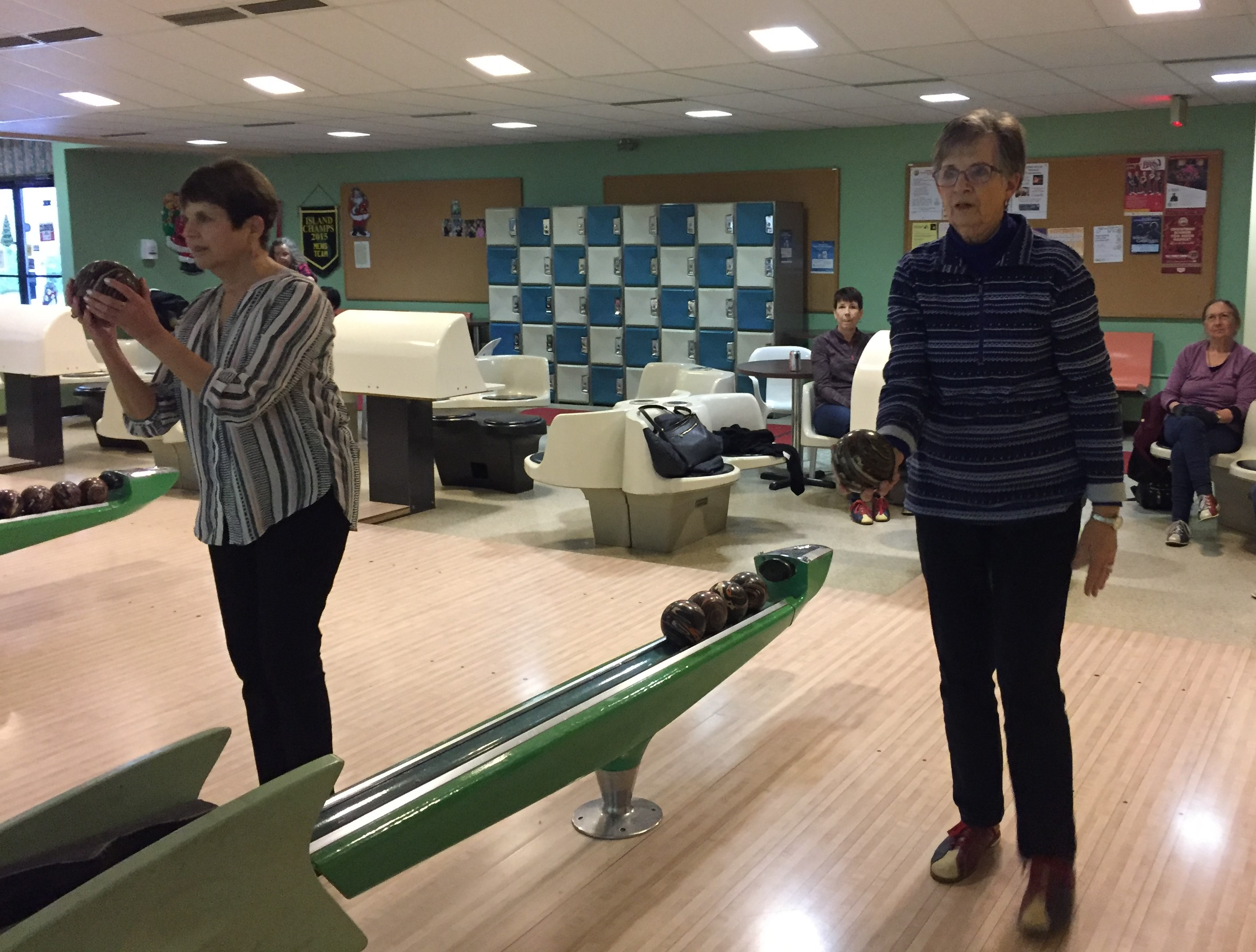 SINGLE LADIES BOWLING! DEC 2019