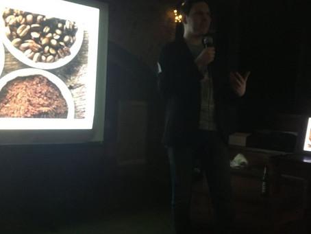 Wykład dr Fhrątza w ramach inicjatywy Nauka przy piwku