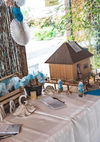 location urne - décoration mariage - wedding designer - Landes - Dax