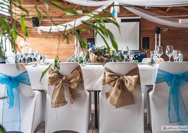 chaises des mariés - location housse de chaises - Dax - Landes - Aquitaine - wedding designer