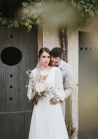Les mariés - inspiration - wedding planer -  Landes - Dax - Mond de Marsan