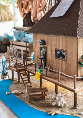 "Urne ""Ile"" - location décoration mariage - décoratrice de mariage Landes - Dax - wedding designer"