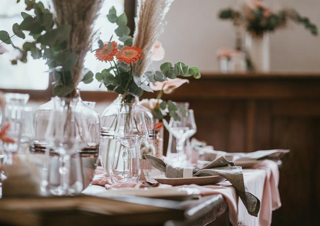 décoration table de mariage - décoratrice de mariage - wedding designer - Landes - Dax -