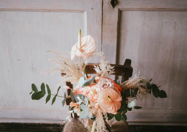 Bouquet de la mariée - décoration florale - wedding planner - wedding designer