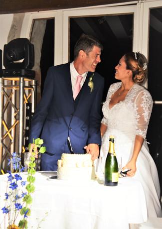 Gateau des mariés - organisatrice de mariage - wedding planner - Landes 40 - Aquitaine