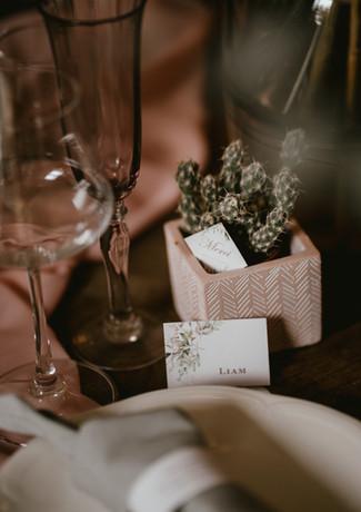 cadeau des invités - Décoration mariage - Déco de tabble mariage - Landes - Wedding designer