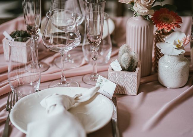 décoration de table mariage - wedding designer - landes - dax - mont de marsan - aquitaine
