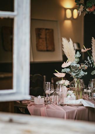 Décoration table mariage - wedding designer - wedding planner - Dax - Mont de marsan - Landes