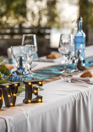 LOVE - location décoration mariage - Landes - Aquitaine - wedding designer