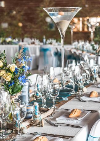 vase martini Location décoration mariage Landes Aquitaine wedding designer