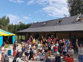 Estland: Sommerleir i Narva i full gang