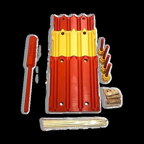 Original Double Barrel 8 Slot Kit