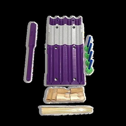 Fatty Double Barrel 8 Slot Kit