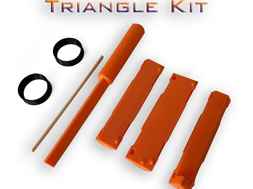 Triangle Cigar Press Kit