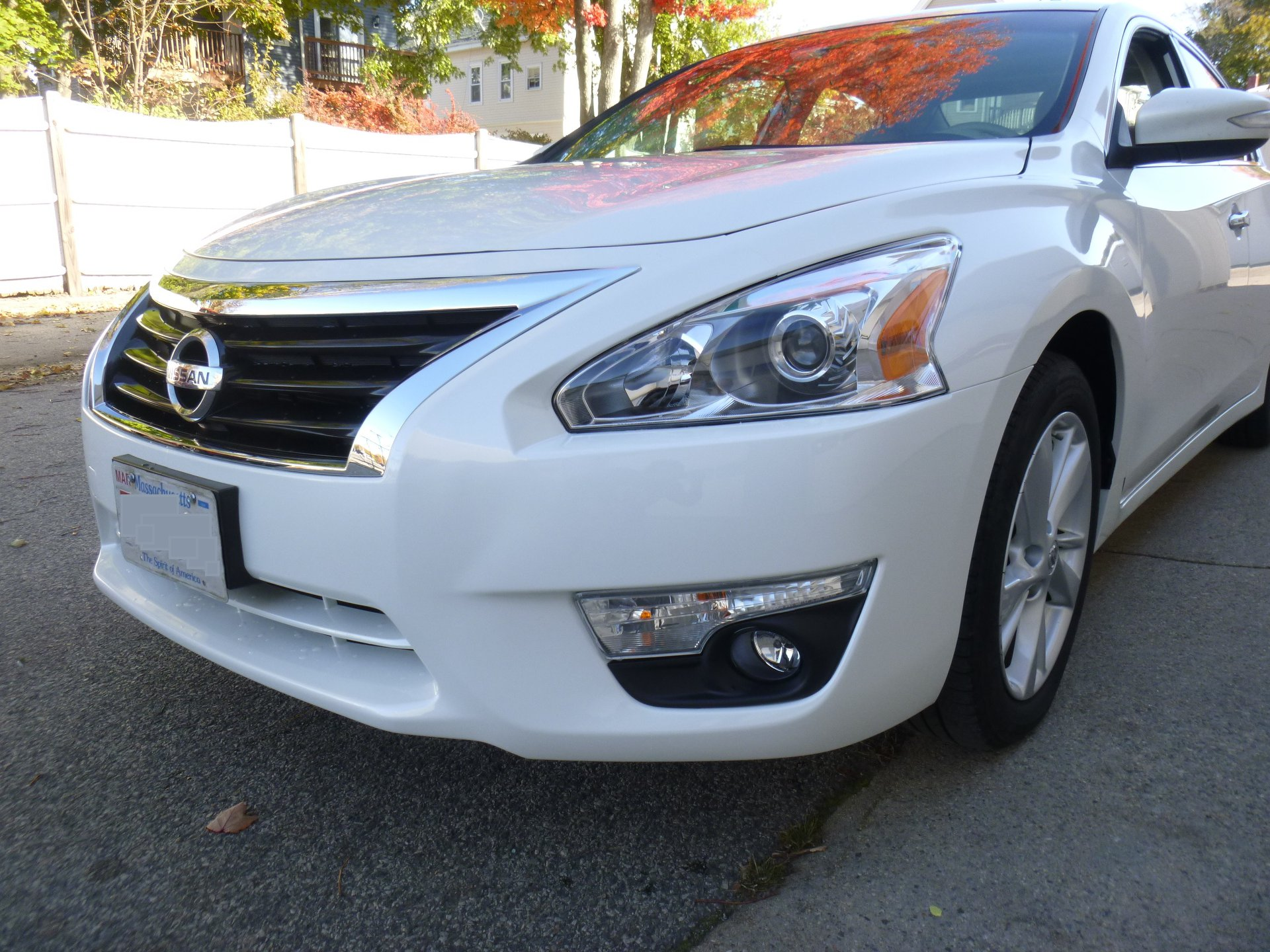 WHITE ALTIMA AFTER