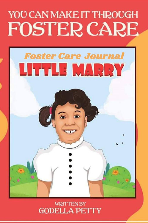 Foster Care Journal - I Am Little Mary
