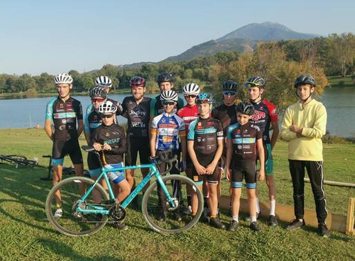 Stage cyclo-cross