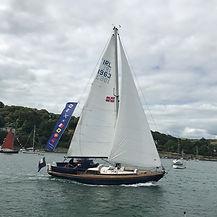 Samphire Sail-by Glandore Classic Week (