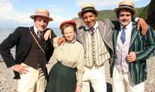 Lion TV Edwardian Farm Cast