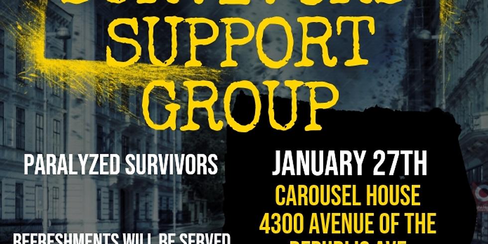 Gun Violence Survivors Support Group