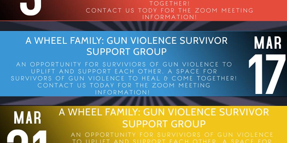 "Gun Violence Survivors Support Group ""A Wheel Family"""
