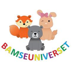 Logo Bamseuniverset