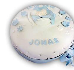 Dåpskake Jonas