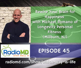 Mike Romano Radio MD