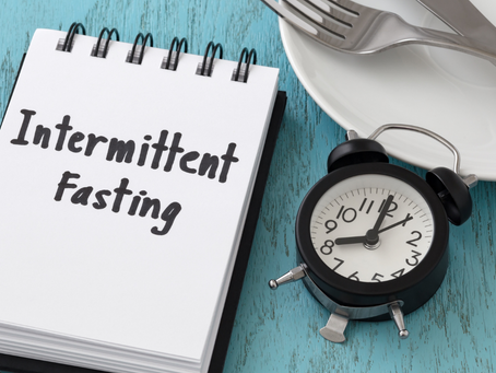 Don't Be Intimidated By Fasting