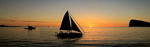 _Sunset Cruise in Grand Baie_, sunset cr